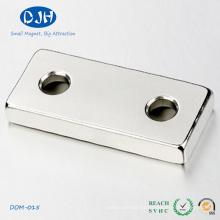 Special Size Permanent Sintered Neodymium Iron Boron Magnet