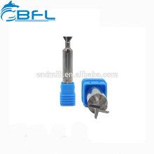 Концевые фрезы концевой фрезы задней кромки ласточкиного хвоста BFL для стали и чугуна