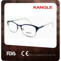 2017 New Lady best sale eyeshape metal optical frames, HOT sale metal eyeglasses