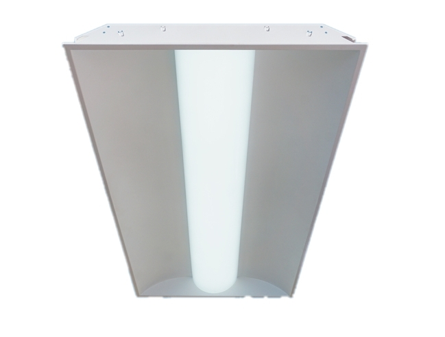 60w led troffer light