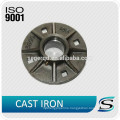 Resin sand casting auto wheel hubs