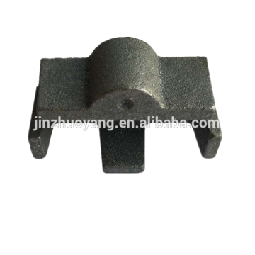 ISO certified lost wax precision ductile iron cast part