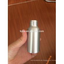 Botella de aluminio para la botella de aluminio del aceite esencial Venta al por mayor 80ml 100ml, 150ml, 200ml, 250ml, 350ml, 500ml, 1000ml, 1250ml (AB-016)