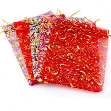 80014- Xuping Großhandel neue Organza Schmuck Geschenke Tasche