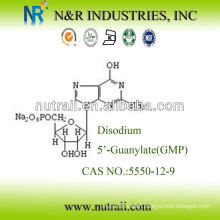 Reliable supplier Disodium 5'-Guanylate 5550-12-9