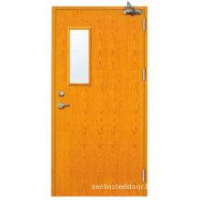 Fireproof Wooden Door (SL-MM1)