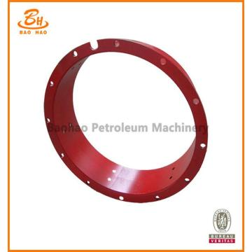 Oilfield Pneumatic Clutch Parts Of Steel Rims