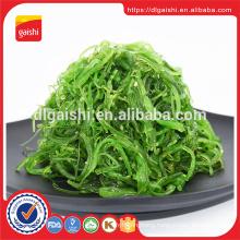 Gold supplier Kosher wholesale Frozen seasoned seaweed wakame salad