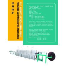 Hohe Produktion Razor Blader Schleif- und Verarbeitungslinie