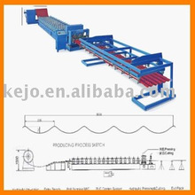 Roll Forming Machine for house roof tile