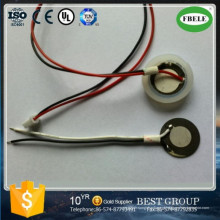 Atomizador ultra-sônico cerâmico piezoelétrico do projeto atrativo 25mm com fio (FBELE)