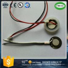 Привлекательный дизайн 25 мм Пьезоэлектрический керамический ультразвуковой Форсунка с проводом (FBELE)