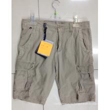 Мужские короткие брюки из хлопка