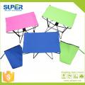 Легкий металлический складной карманный стул (СП-103)