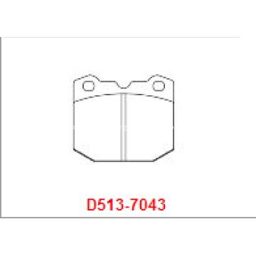 Auto Bremsbelag D513 FÜR BMW OE: 7101D174S