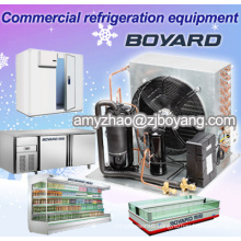 Hot sale!! Industrial Supplies used condensing unit for island style display machine