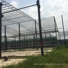 Almacén de estructura de acero ligero en venta