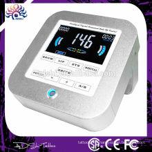 Machine de tatouage maquillage permanent professionnel de haute qualité Alimentation LCD