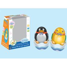 Engraçado plástico roly-poly brinquedo