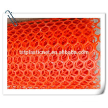 Extruded polyethylene nets