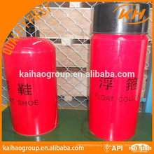 API 5CT casing float collar and float shoe/float shoe and collar/float shoe and collar