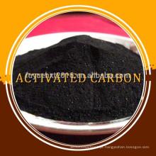 80 Toneladas De Exportações De Carbono Ativado De Pó De Madeira Em Istambul