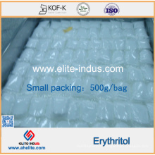 Érythritol pur d'édulcorant de catégorie comestible Prix CAS: 149-32-6