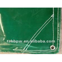 Laterales lona de PVC con ojales