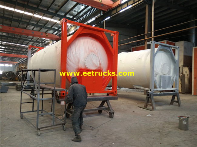 LPG Tank Sealed Container