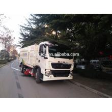 4X2 RHD Sinotruk Howo Road Sweeper Truck / Road Sweeper Truck / Diesel Sweeper / barrido de vacío del camino del camión / barrendero de calle