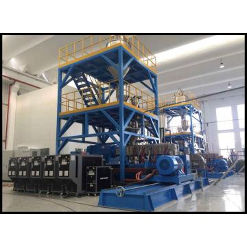 Linha de fabricação automática de vedações de borracha