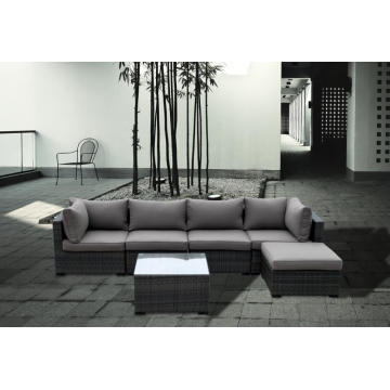 Comfortable Outdoor Furniture Design Modern Rattan Sofa