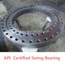 Entrega rápida fabricante del rodamiento del anillo de giro