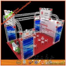 kundenspezifischer tragbarer und faltender modularer Ausstellungsstand, 3 * 3m, 3 * 6m, 3 * 9m, 6 * 6m, 6 * 9m