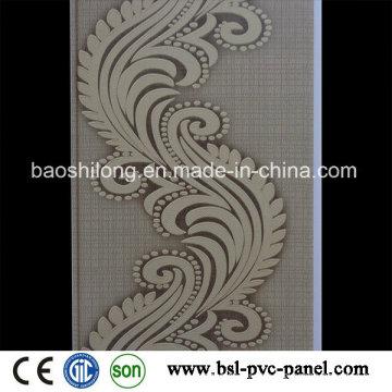 Painel de parede de PVC laminado novo 25cm Paquistão