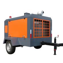 15 m3/min 500 cfm portable air compressor