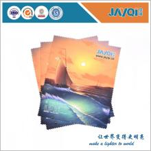 Microfiber Optical Glasses Cloth for Promotion Using