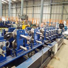 Quick changeable C/Z purlin roll forming machine