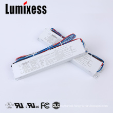 High quality UL approved 95W dimmable Quad output dc 700mA led driver