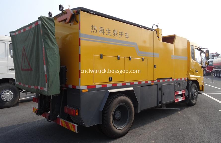 Asphalt Road Maintenance Vehicle 1