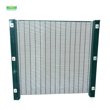 Factory+galvanized+anti-climbing+security+wire+mesh+fence