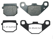 Brake Pads For Motorcycle FA106