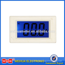 Digital Panel Meter PM86A with Voltage Test with Voltage and Current Measurement with 2 Channel Simultaneou