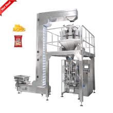 Empaquetadora automática vertical de las patatas fritas del bocadillo