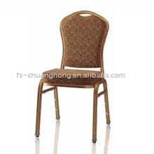 Cómoda silla de banquete de aluminio (YC-ZL07-16)