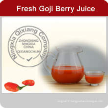 Chinese Food, Raw natural wolfberry juice