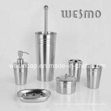 Acessórios de banho de aço inoxidável conjunto (WBS0538A)