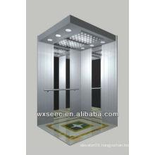 SANYO Mirror Stainless Steel MRL Elevator