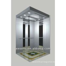 SANYO Espelho de aço inoxidável MRL Elevador