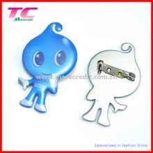 Custom Enamle Metal Pin Badge